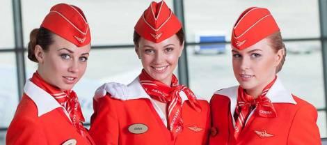 aeroflot-hostes